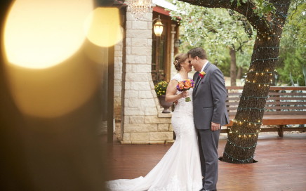 Andrea and Keith - Kindred Oaks Austin Wedding - 10