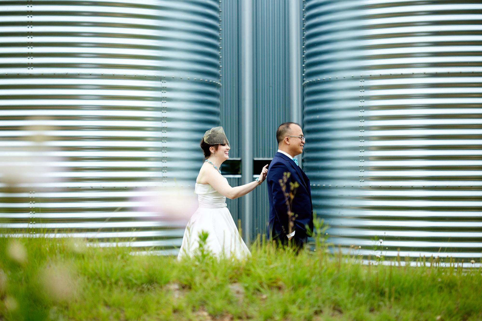 Jonathan and Lindsay - Prospect House - DIY Wedding - 020