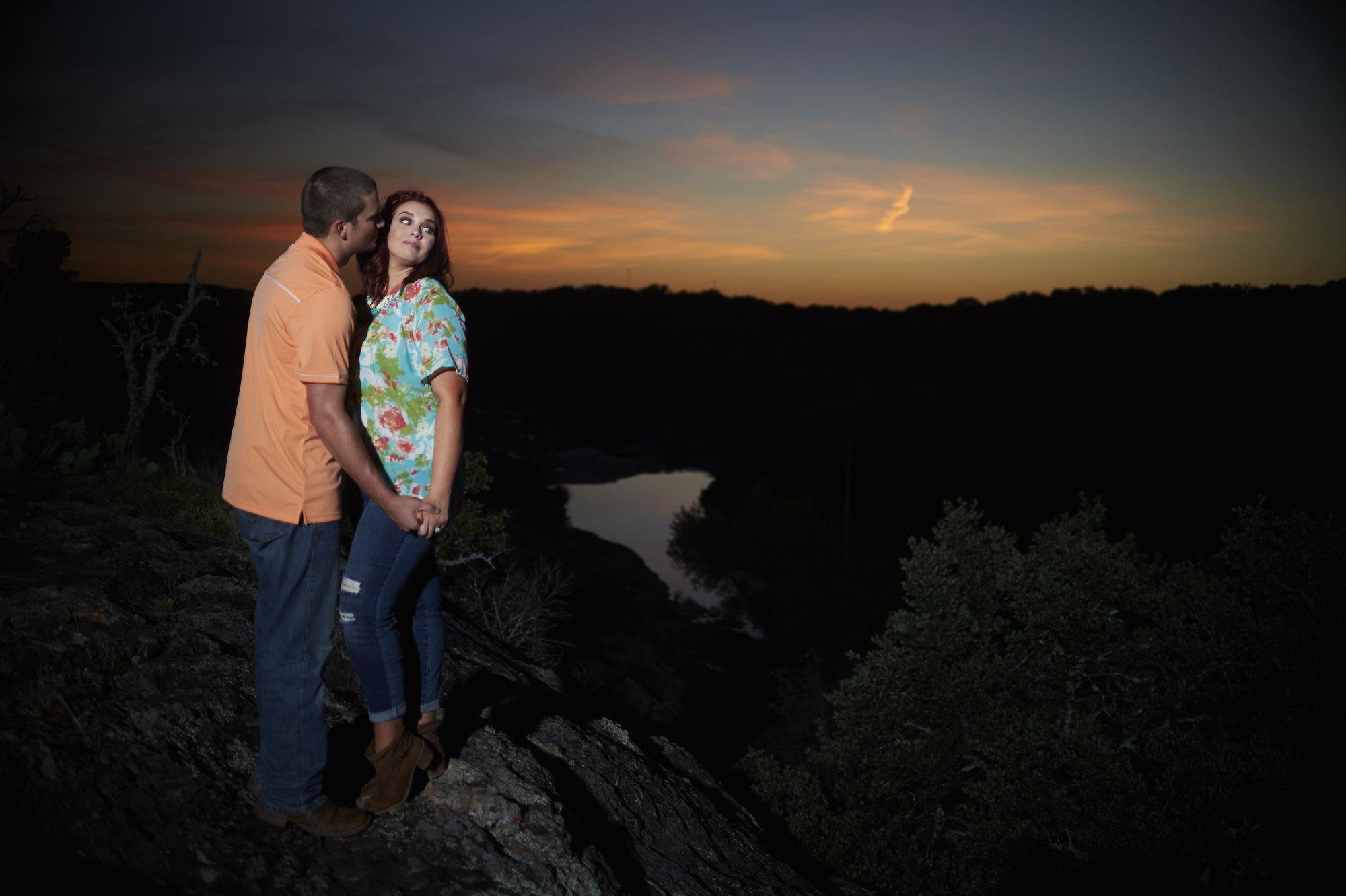 engagement-inks-lake-sunset-stars-jason-and-shay-005