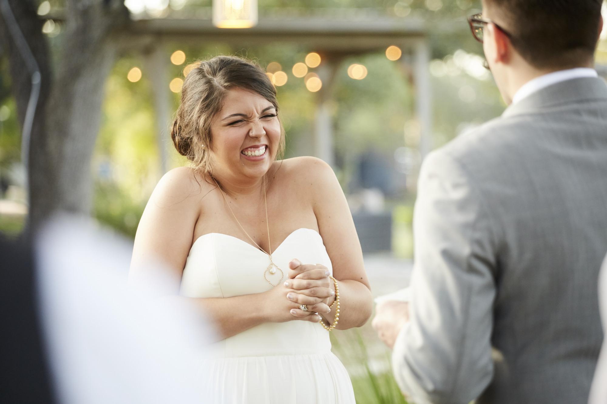 Happy Bride, Wedding, Stonehouse Villas, Dripping Springs