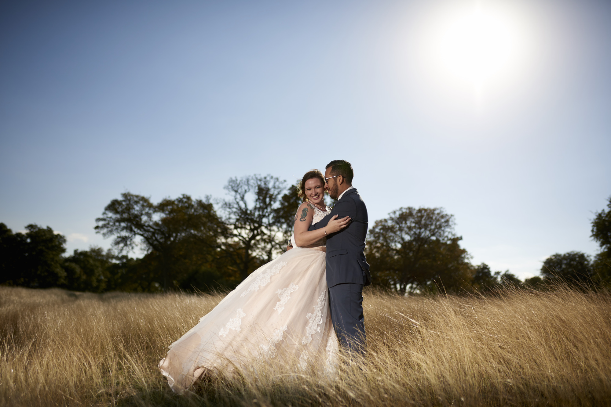 Epic Frist Look Portrait, Wedding, Memory Lane, Dripping Springs