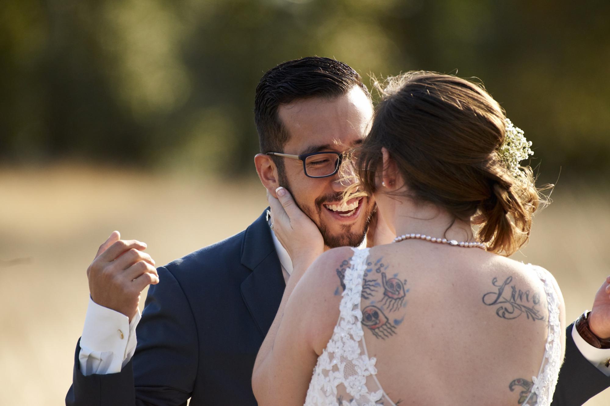 First Look, Wedding, Memory Lane, Dripping Springs