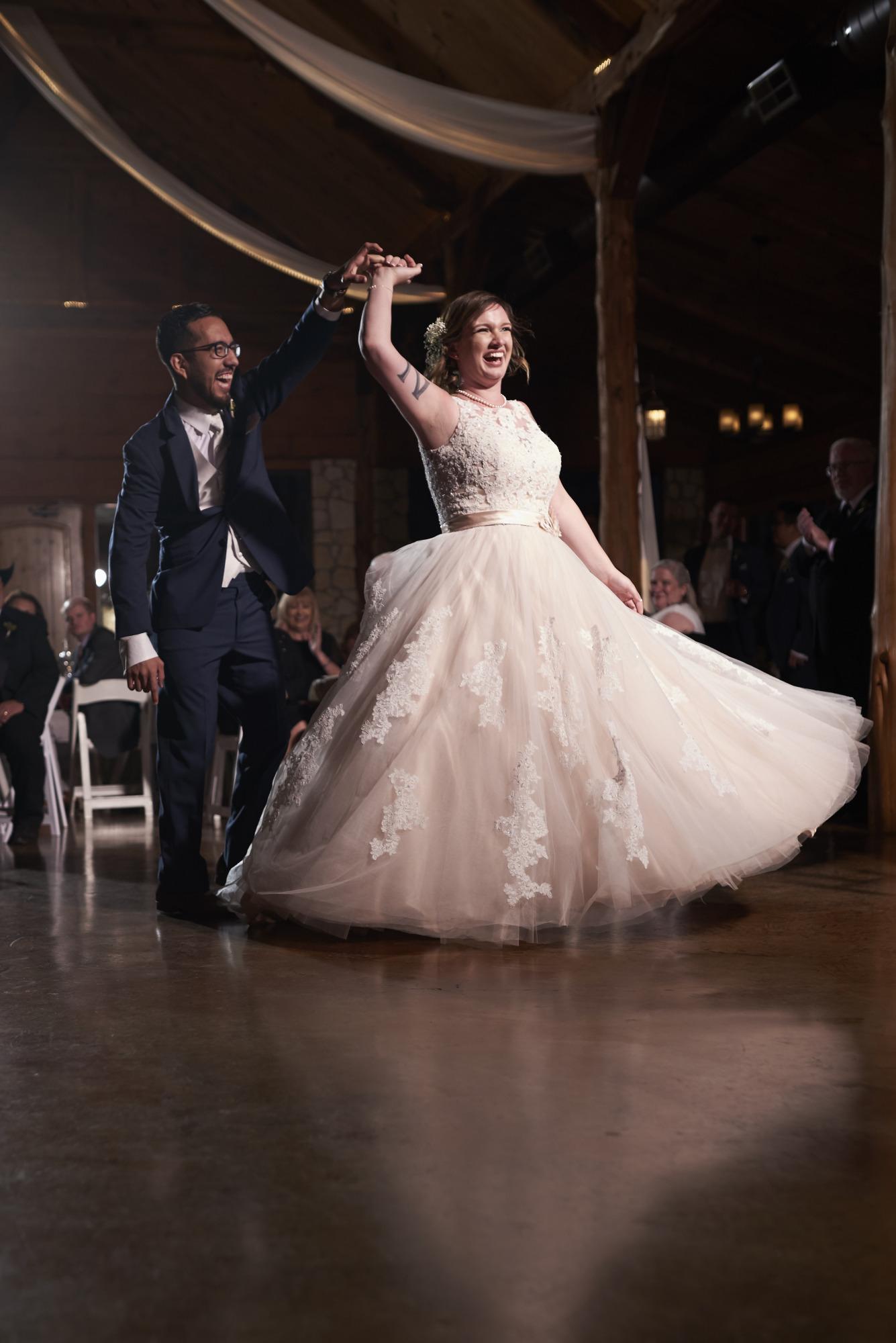 First Dance, Wedding, Memory Lane, Dripping Springs