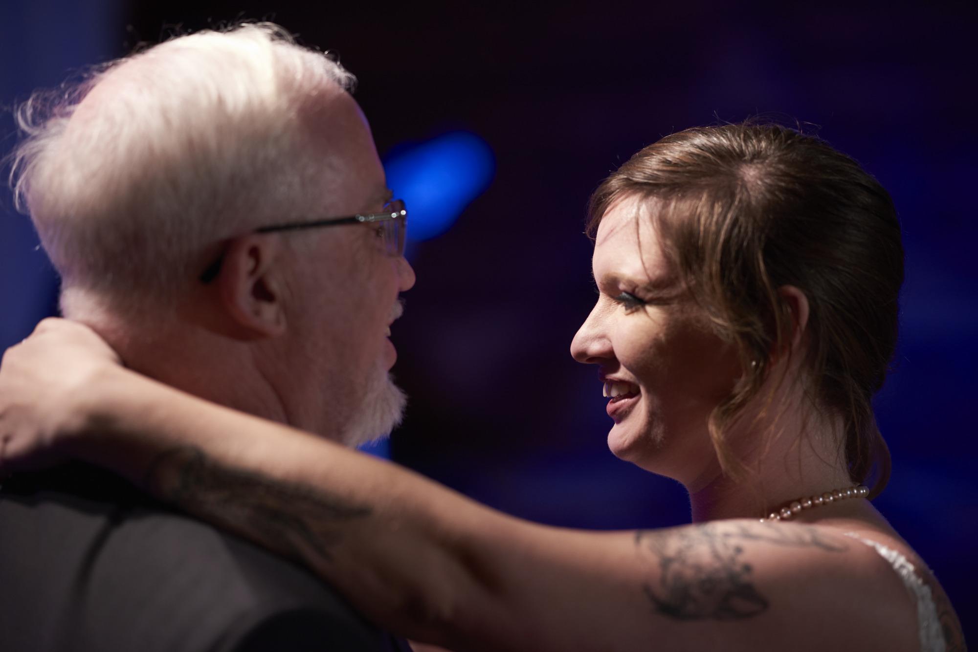 Father Daughter Dance, Wedding, Memory Lane, Dripping Springs