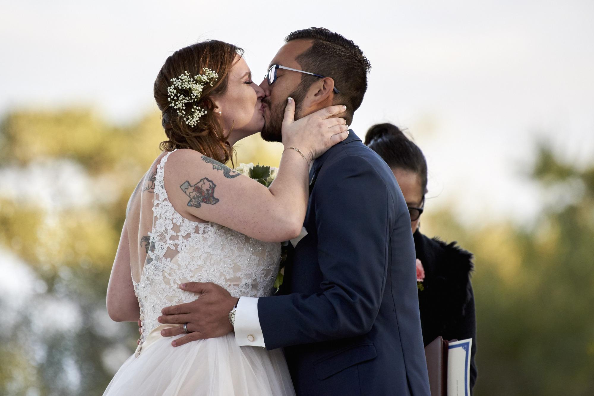 First Kiss, Wedding, Memory Lane, Dripping Springs