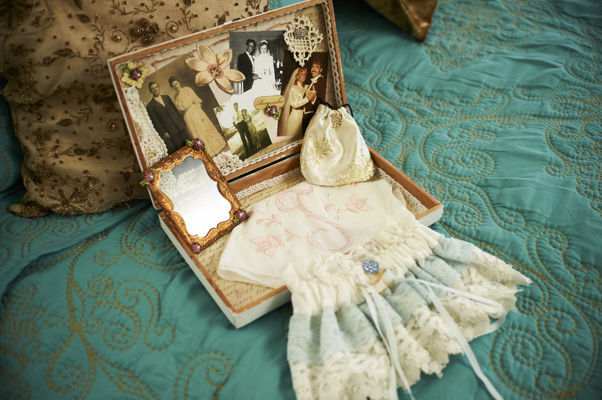 Taylor and Cody - Taylor Mansion and Crystal Ball Room - Taylor Texas - Wedding - 001